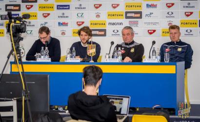 A DAC sajtótájékoztatója a Fortuna liga 2021-es tavaszi idénye előtt