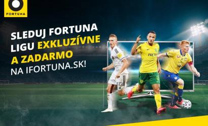 Változás a Fortuna Liga közvetítéseinél