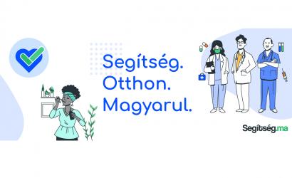 Elindult a határon túli magyarságot segítő startup honlapja, a Segítség.ma