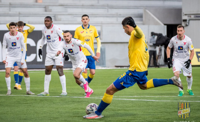 Videó: A DAC góljai a Trencsén-DAC (3:3) mérkőzésen