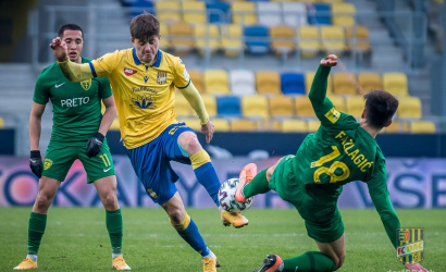 Videó: Divković kapufája a DAC-Zsolna (1:1) mérkőzésen