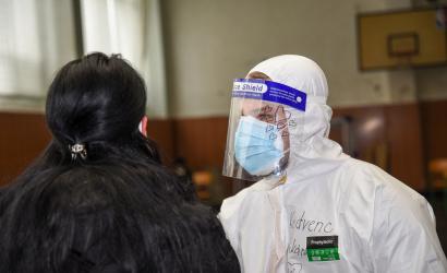 Szombaton 10 órakor kezdődik a városi koronavírus-tesztelés