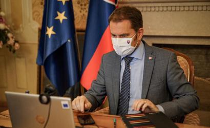 Szlovákiában már a koronavírus brit mutánsa a meghatározó