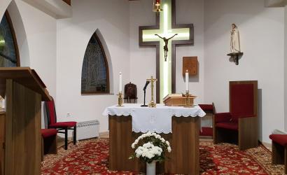 Online szentmise Sikabonyból, évközi 5. vasárnap