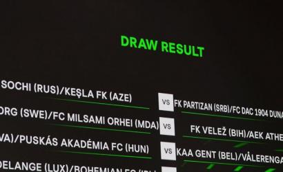 Orosz vagy azeri ellenfél vár a Partizan-DAC párharc nyertesére