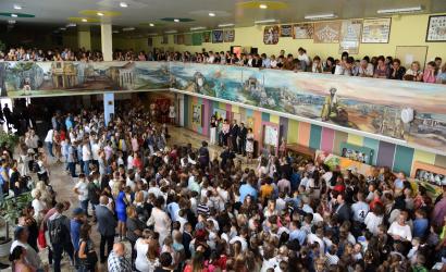 Megújuló energiaforrással fogják fűteni a Vámbéry Alapiskolát