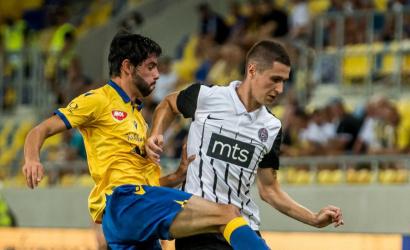 Beszámoló: DAC-Partizan Belgrád 0:2 (0:1)