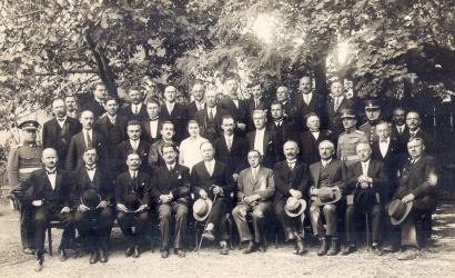 Trianon 1918–1920 – a Fórum Kisebbségkutató Intézet kiállítása a Csaplárban