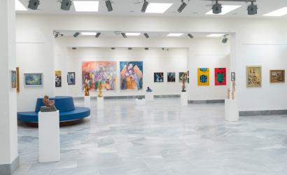 Online is megtekinthető a Képzőművészeti Spektrum XXIV. évada