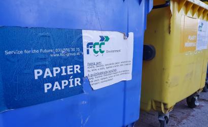 Júniusban is gyűjtik a szelektív hulladékot