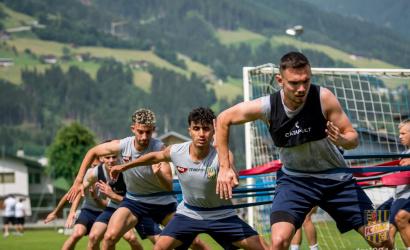 Tiroli napló 2: Két edzés jegyében telt a vasárnap