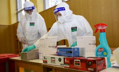 Tegnap 2%, ma már 2,15% volt a fertőzöttek aránya Dunaszerdahelyen