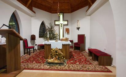 Szentmise Urunk megkeresztelése ünnepén