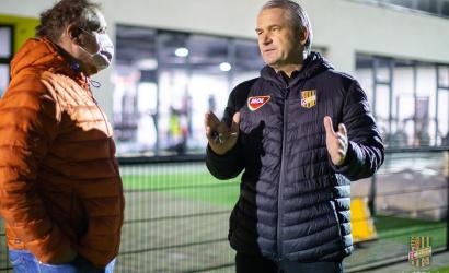 Bernd Storck: Optimista vagyok az esélyeinket illetően