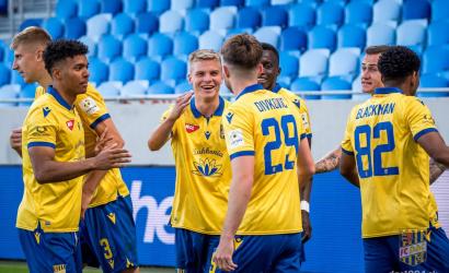 Slovan-DAC: a győztes gól és a csapat fogadtatása
