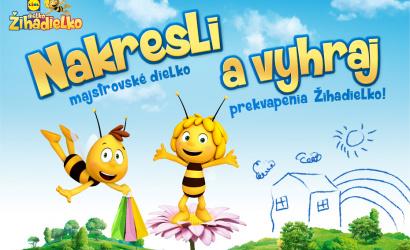 Mutasd be városod Majának, a méhecskének