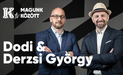 Menyhárt Dodi vendége – Derzsi György