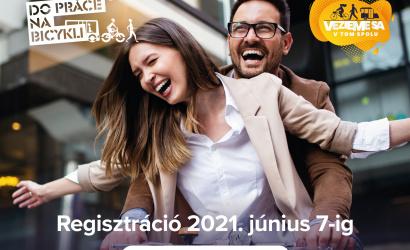 Kerékpárral a munkába! – Idén június 7-ig lehet regisztrálni a versenybe