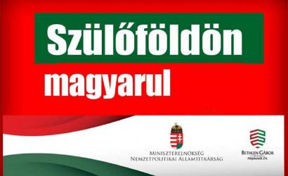 Kezdetét vette a Szülőföldön magyarul támogatás kifizetésének negyedik köre
