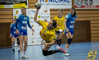 Nagymihály vs. HC DAC: Dunaszerdahelyi vereség a döntő első meccsén