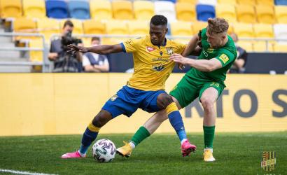 Abdulrahman Taiwo: Boldog vagyok, hogy itt futballozhatok