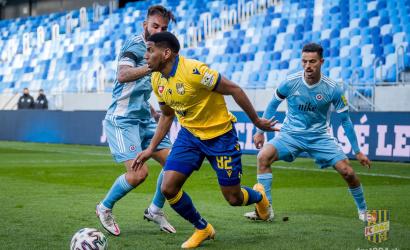 A Slovan-DAC mérkőzés előtt: egy újabb nagy meccs