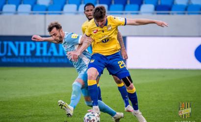Beszámoló: Slovan-DAC 0:1 (0:0)