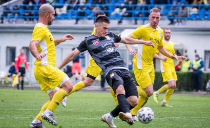 A két legfelső szintű bajnokság csapataival folytatódik a Slovnaft Cup