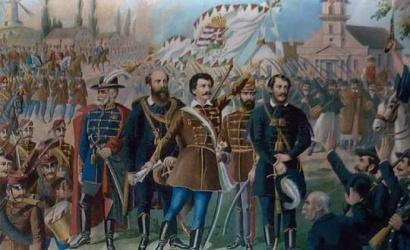 1848, a népek tavasza