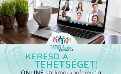 Online szakmai konferencia a tehetségazonosításról