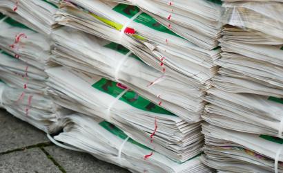 Papírhulladék: nem április 5-én, hanem 1-jén szállítják!
