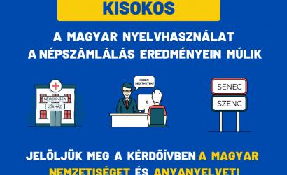 Még nem késő hivatalosan is magyarnak vallani magunkat