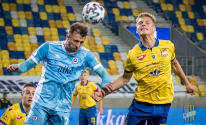 A Slovan elleni lesz a 800. élvonalbeli mérkőzésünk