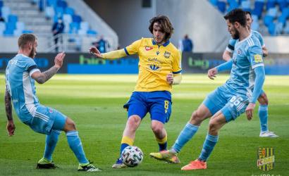 Videó: Slovan-DAC 3:1 (2:1)