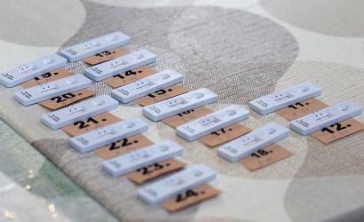25 koronavírusfertőzöttet találtak a hétvégén a városi tesztelőállomásokon