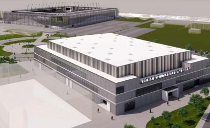 Videó: Mit kínál az Aréna DSZ Multifunkciós sportcsarnok?
