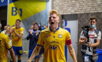 Kalmár Zsolt hivatalosan a Fortuna Liga legjobb játékosa!