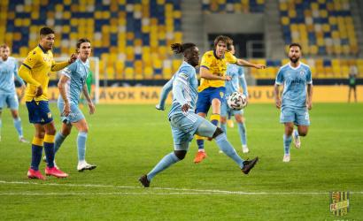 A Slovan-DAC mérkőzés előtt: kisebbfajta döntőre készülve