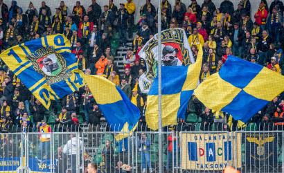 Zsolna-DAC: jegyinfó