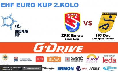 Élőben az EHF-kupa 2. fordulójának 2. mérkőzése