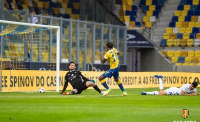 Újratöltve: Andzouana gólja a Nagymihály ellen