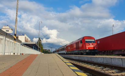 Októberben több alkalommal lesz pályazár a Pozsony - Komárom vasútvonalon