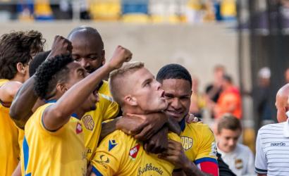 Újratöltve: Schäfer bombagólja a Slovan ellen
