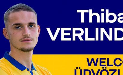 Thibaud Verlinden a támadósor további erősítése