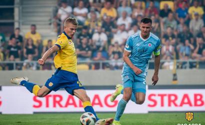 Beszámoló: DAC-Slovan 1:1 (0:0)