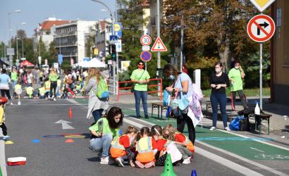 Fenntartható közlekedés – autómentes nap és ingyenes tömegközlekedés