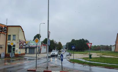Figyelem! Szerda délutántól lezárják a Gyurcsó utca egy szakaszát