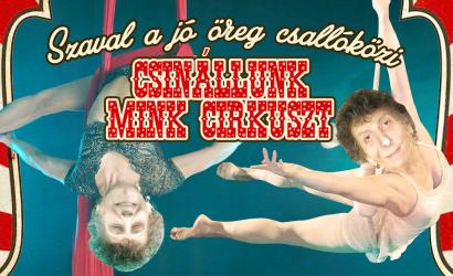 Szaval a jó öreg csallóközi: Csinállunk mink cirkuszt (nefíd)!