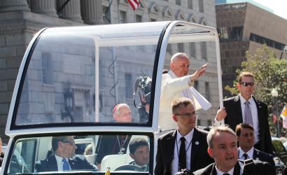 Ki vehet részt a szeptemberi pápalátogatáson?