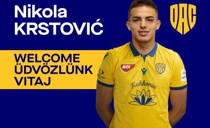 Nikola Krstović a Crvena Zvezdától a DAC-ba
